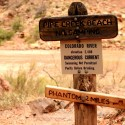 Au fond du canyon, Arizona